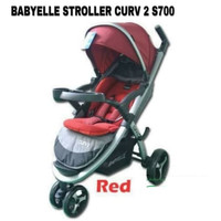 Baby Stroller - Babyelle Curv 2 S700