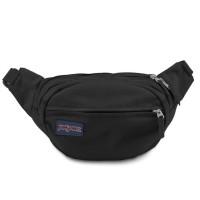 Tas JanSport Fifth Avenue Waist Pack Bum Bag Unisex Black ORIGINAL
