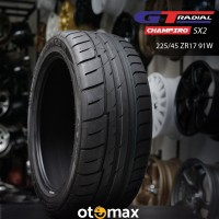 Ban Mobil GT Radial Champiro SX2 225/45 R17
