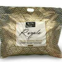 KING KOIL Royale Pillow NEW packaging 51x76 cm bantal empuk
