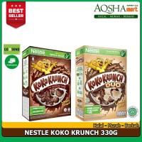 KOKO KRUNCH NESTLE SEREAL COKELAT CEREAL DUO SUSU COKLAT 330G