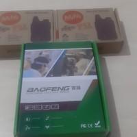 paket baofeng BF C3 dan 2 unit BF t1