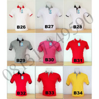 Baju kaos polo shirt kerah big size XXXL Pria Lacoste/Kaos Polo Shirt