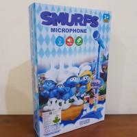 Mainan Microphone Anak Edukatif - Standing Mic Light & Sund Edukasi