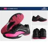 NEW !! Sepatu Badminton Victor A 960 CQ Pink Black