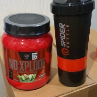 BSN NO EXPLODE XPLODE 60 SERVINGS ORIGINAL READY STOCK PRE WORKOUT !!!