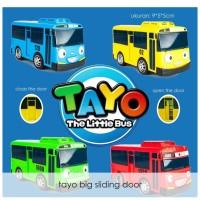 BUS TAYO BIG SLIDING DOOR - Bus Tayo Bisa Buka Pintu Pull Back