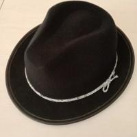 Topi fedora topi laken murah