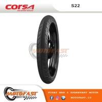 BAN MOTOR CORSA TUBELESS 70/90-14 S22 MIO DPN