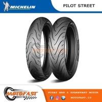 Ban Motor MICHELIN 130/70-17 Pilotstreet Ninja RR, Vixion, CBR150,R15
