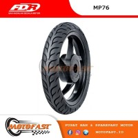 Ban Motor FDR Tubeless 90/80-17 MP 76 Soft Compound For MotorCup