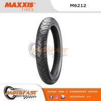 Ban Motor MAXXIS Tubeless 80/90-16 M6212 (Nouvo & Skywave) Velg 16inch