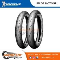 Ban Motor MICHELIN Tubeless 100/80-14 PILOT MOTOGP For Matic Velg 14