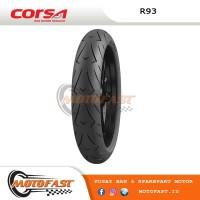 BAN MOTOR CORSA TUBELESS 150/60-17 R93 PLATINUM NINJA250 CBR250RR BLK