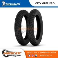 BAN MOTOR MICHELIN TUBELESS 110/80-14 CITY GRIP PRO Vario 150 Lexi 125