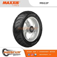 BAN MOTOR MAXXIS TUBELESS 100/90-12 M922F ALL NEW SCOOPY 2018 RING 12
