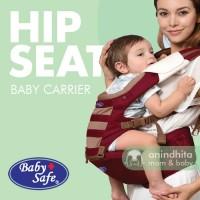 BABYSAFE Baby Hip Seat Carrier | Gendongan Bayi | Baby Carrier