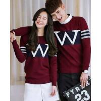 terbaik termurah murah kapel sweater couple terbaru baju pasangan
