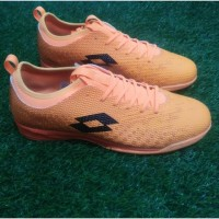 Sepatu Futsal Lotto Spark In Beat /Orange