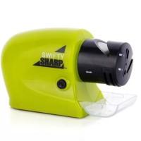 Alat Pengasah Asahan Pisau Gunting Elektrik Otomatis / Swifty Sharp