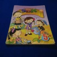 Buku SBK Untuk SD Kelas V Yudhistira
