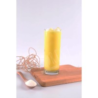 Bubuk Minuman BANANA Powder 500g - FOREST Bubble Drink
