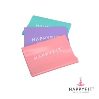HAPPYFIT RESISTANCE FLEXI BAND / EXERCISE STRAP