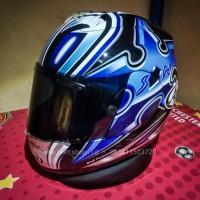 Arai RX7 RR4 Nakano Shuriken Grey not rr5 rx7x pista gpr corsa x14