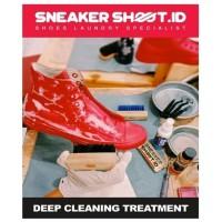 SNEAKERSHOOT Cuci Sepatu Premium (Deep Cleaning)