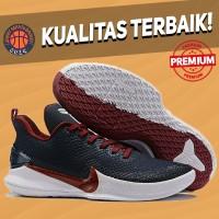 Sepatu Basket Sneakers Nike Kobe Mamba Focus Low Barcelona Pria Wanita