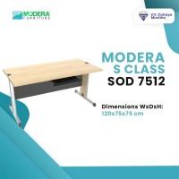 WA:081-1350-3860 Meja Kerja Kantor Staf Malang Modera S Class SOD 7512