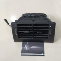 Original BMW e39 Face Lift Console Kisi AC Tengah Belakang 8376150