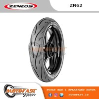 Ban Motor ZENEOS Tubeless 110/70-17 ZN62 CBR150, New Mega Pro