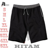 Celana Olahraga Big Size Lari Gym Fitness - Atalon Fundamental Pants - XL, Biru