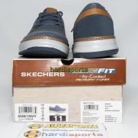 Terpopuler ! Sepatu Formal Sneaker Pria Skechers Moreno Edersen