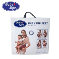 Baby Safe Baby Hip Seat with seat pad