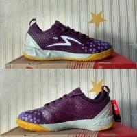 Terpopuler ! Sepatu futsal specs original metasala knight plum purple