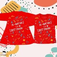 Discount Sarimbit Kaos Tunik Anak Muslim Baju Couple Adik Kakak Little