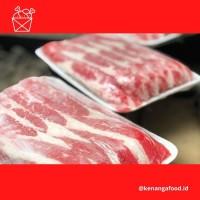 Shortplate US Premium - Daging Slice Yoshinoya Swift shabu sukiyaki OK