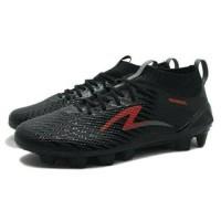 Sepatu Bola Specs Accelerator Infinity FG (Black/Dark Granite) Limite