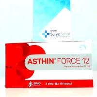 Asthin Force 4mg / 6 mg /12 mg - Asthin Force Gel - Asthin Bond 4/6mg