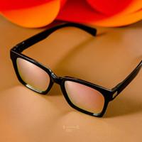 Kacamata Hitam Polarized Pria/Wanita Skhope Culture Chicago Sunrise