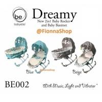 Bouncer Baby Elle BabyElle Dreamy 2in1 BE002 Rocker Bassinet / Basinet