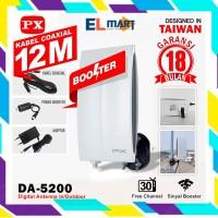PX digital indoor outdoor TV antenna DA-5200 / digital multimedia HDTV