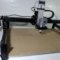 Mesin Cnc router DIY costume size aquator 2040 v-slot series