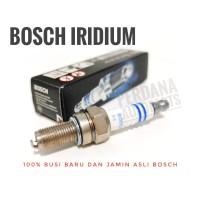 Busi Yamaha New Vixion - BOSCH Iridium UR2CI30