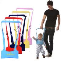 Bayi Walker Adjustable Baby Walking Chest Strap Maianan Bayi Z01 - Biru Muda