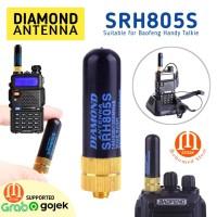 Baofeng HT Diamond Antena Dual Band Walkie Talkie UV5R BF888s UV82 Etc