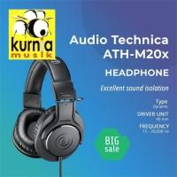 Audio Technica ATHM20X - ATH M20X Professional Monitoring Headphone
