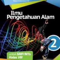 Buku Mandiri IPA SMP Kelas 8 Penerbit ERLANGGA
